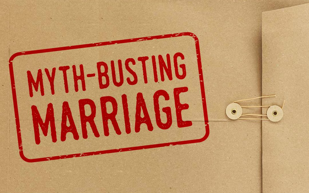 Myth-Busting Marriage Group